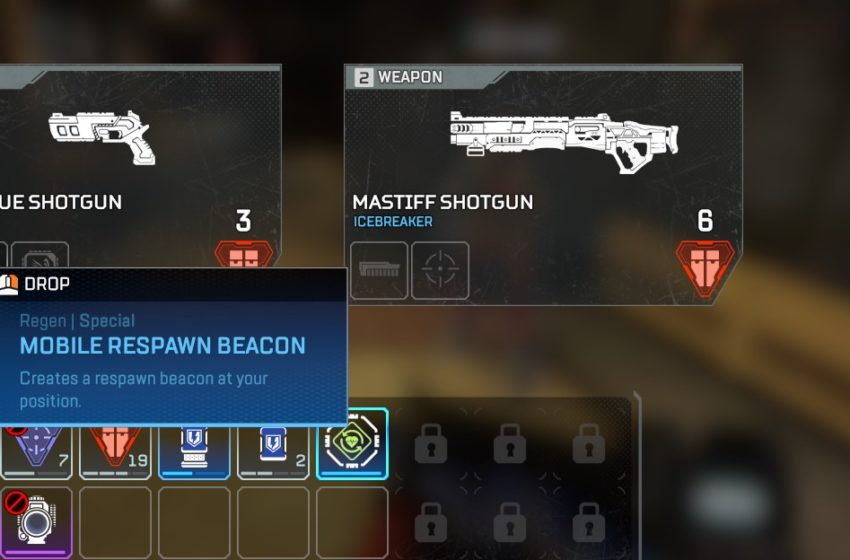 How to use the mobile spawn beacon in Apex Legends Lost Treasure Collection Event
