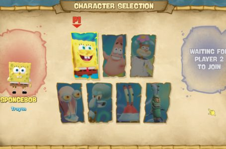 How multiplayer works in SpongeBob SquarePants: Battle for Bikini Bottom Rehydrated