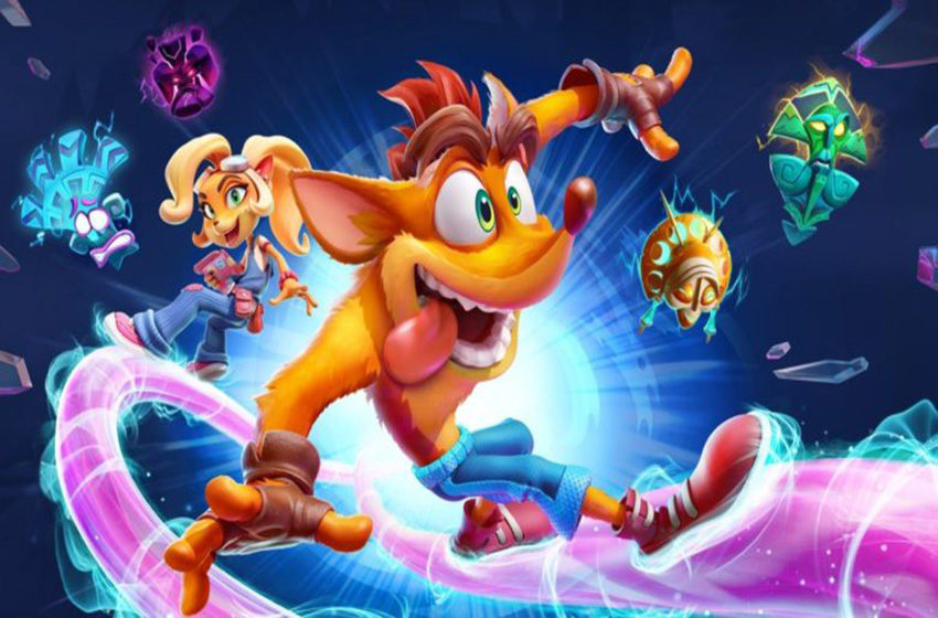 Everything we know about Crash Bandicoot 4: It's About Time