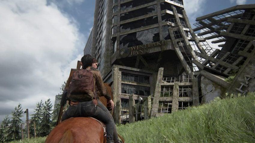 The Last of Us™ Part II Westlake Bank