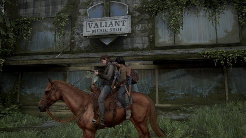 The Last of Us™ Part II Valiant Music Shop