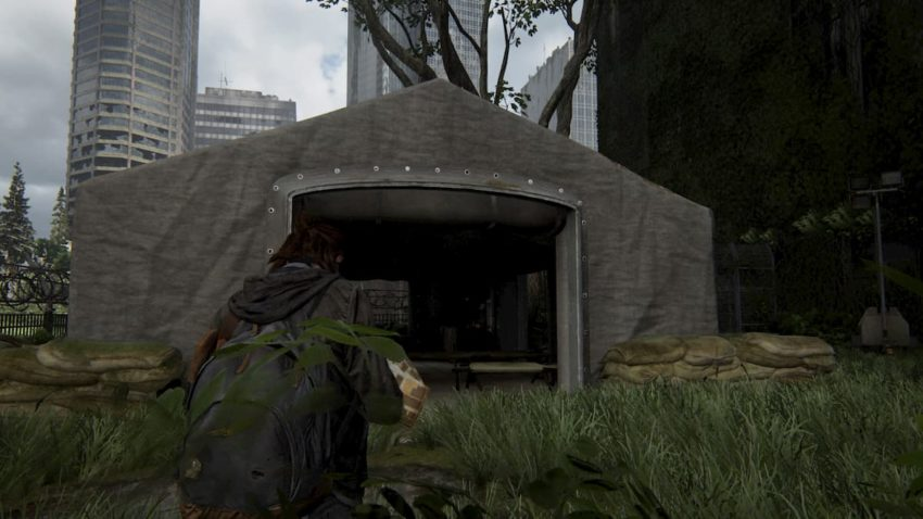 The Last of Us™ Part II FEDRA Checkpoint