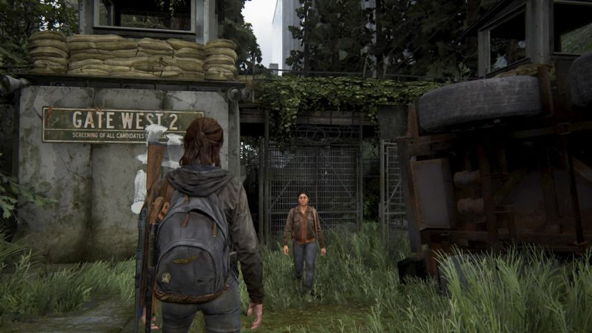 The Last of Us™ Part II Gate West 2