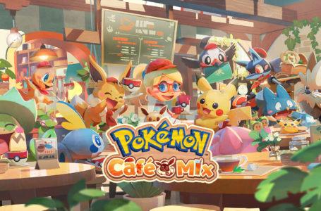 Review: Pokémon Café Mix is bland but adorable bite-sized fun