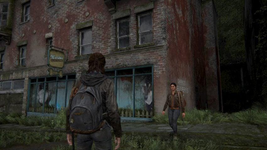 The Last of Us™ Part II Barkos