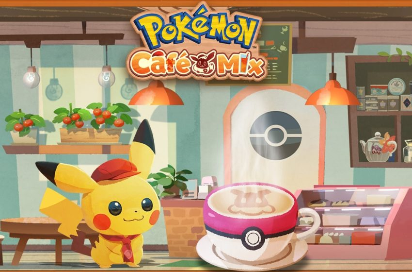 Popular Pokémon Sword and Shield starter coming to Café Mix