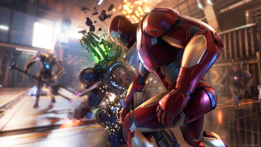 How War Zones co-op works in Marvel's Avengers