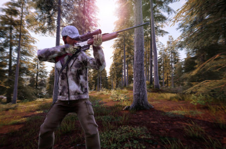 How to carry more weapons in Hunting Simulator 2