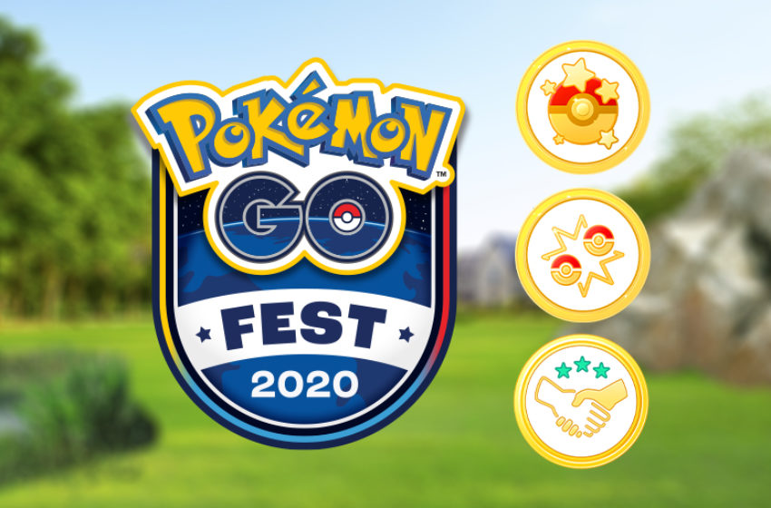 All Go Fest 2020 battle challenge tasks and reward in Pokémon Go