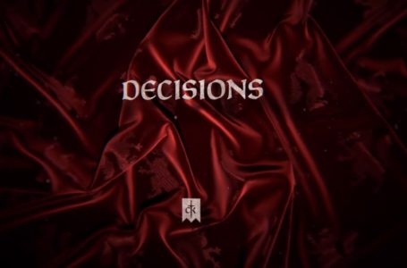 How do decisions work in Crusader Kings III?
