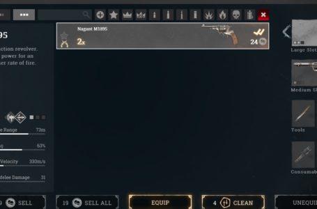 How does dual wielding work in Hunt: Showdown?