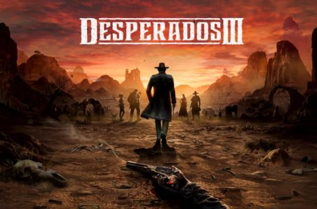 How to kill guards with rolling logs (and get every other badge) in Mission 6 of Desperados III
