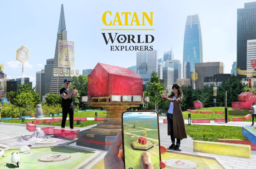 How to pre-register for Catan: World Explorers