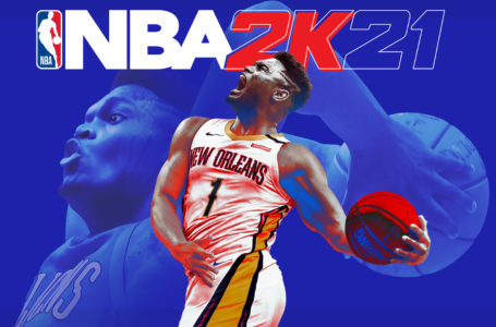 New Orleans Pelicans forward Zion Williamson named second NBA 2K21 cover athlete