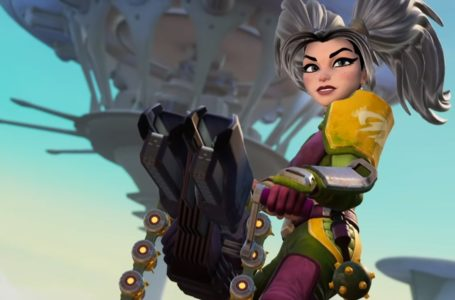 How does hero shooter Rocket Arena compare to Overwatch?