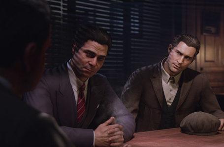 Mafia Definitive Edition recasts Thomas Angelo