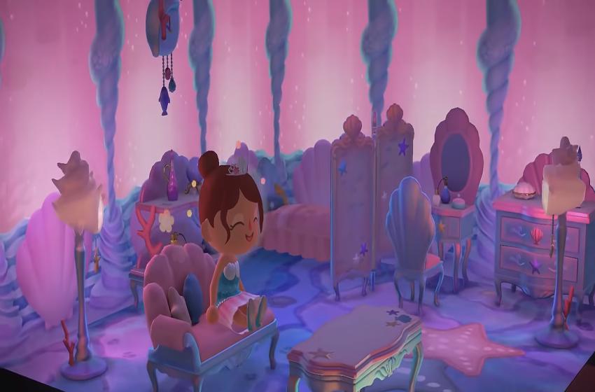 Animal Crossing: New Horizon: all mermaid items