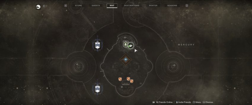 The Lighthouse Map
