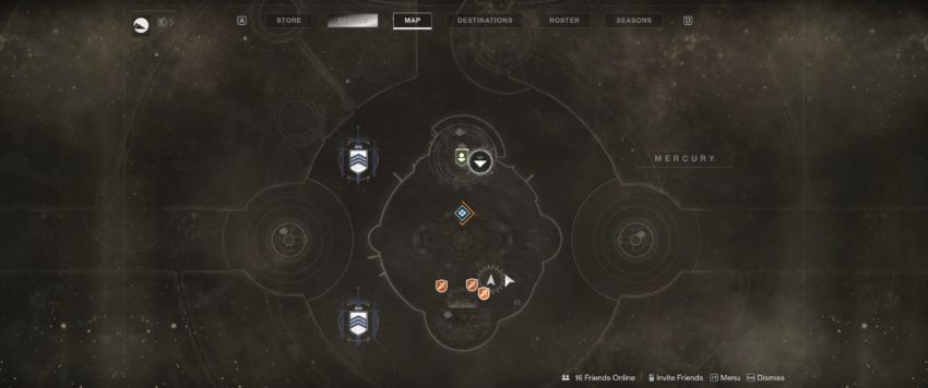 Pariah's Refuge Map