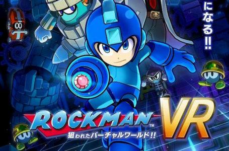 Capcom announces VR edition of Mega Man 11 exclusive to Japan