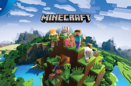 How to play Minecraft with online friends on PS4
