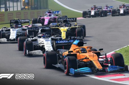 How to activate DRS in F1 2020