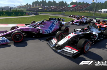 How to customize your car livery in F1 2020