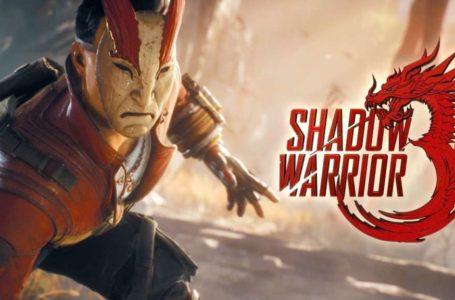 Devolver Digital announces Shadow Warrior 3 with zany teaser trailer