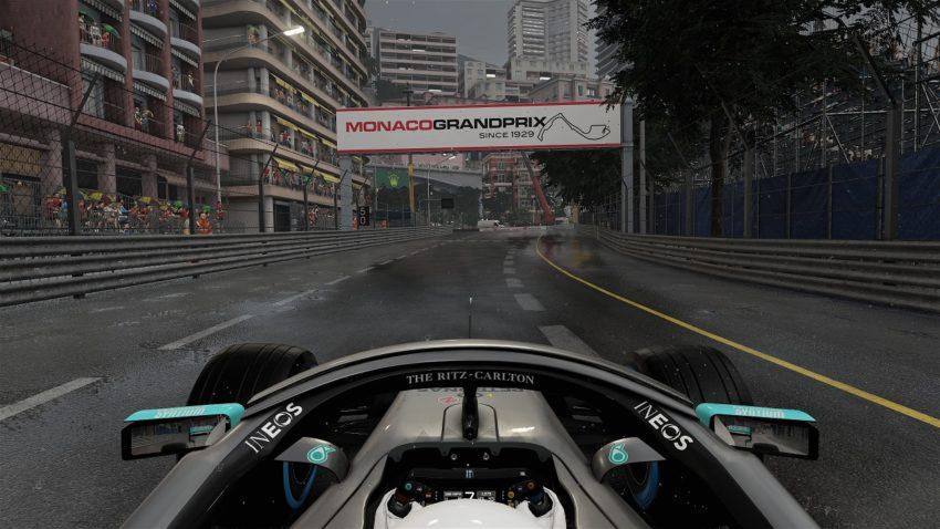 F1 2020 Monaco