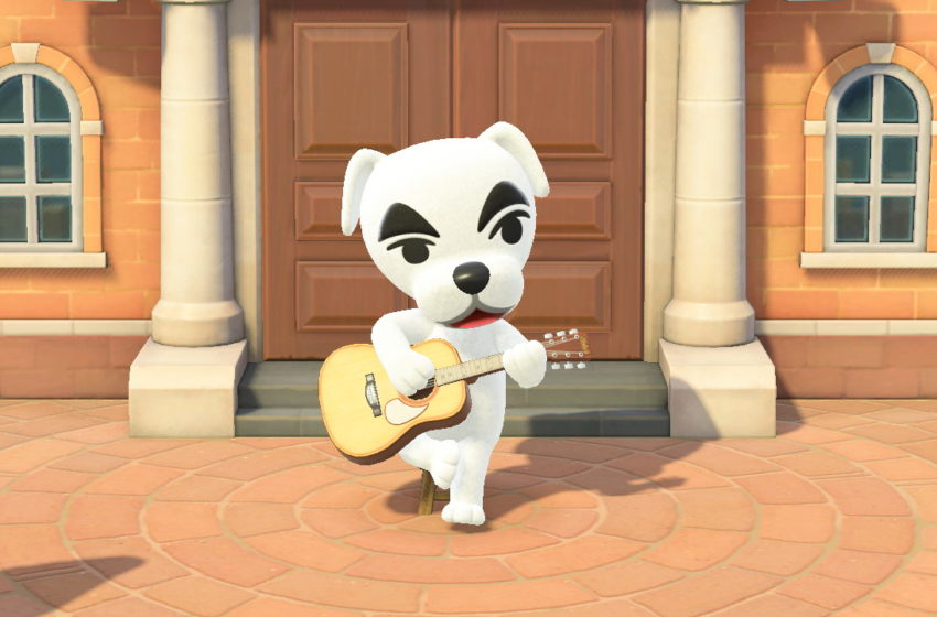 The top 10 K.K. Slider songs in Animal Crossing: New Horizons