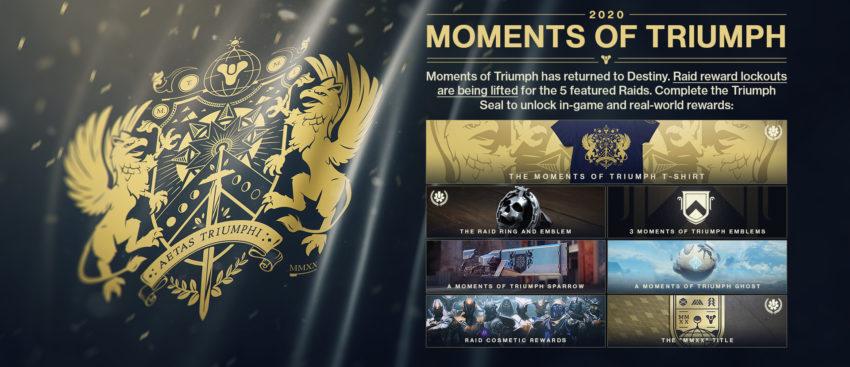 Moments of Triumph