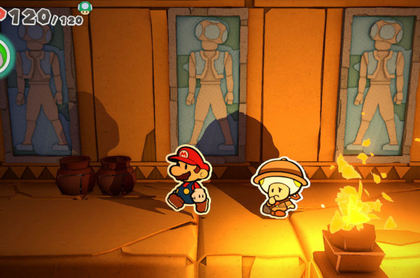 Paper Mario The Origami King Famitsu review score