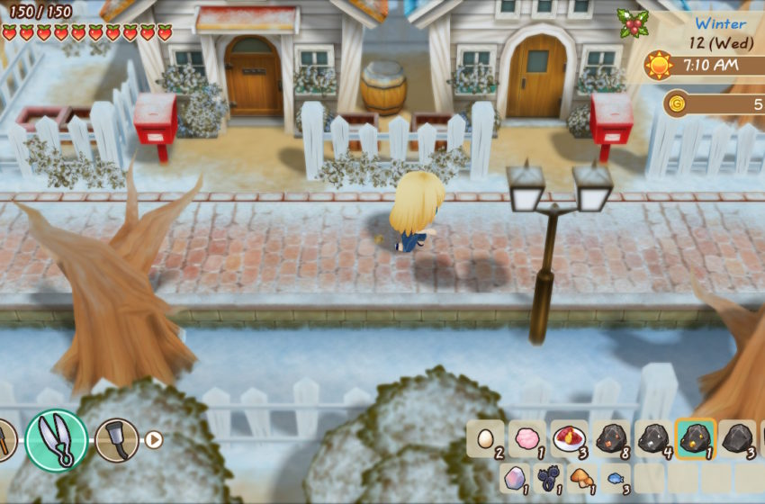 Review: Story of Seasons: Friends of Mineral Town is a charming and addictive time sink