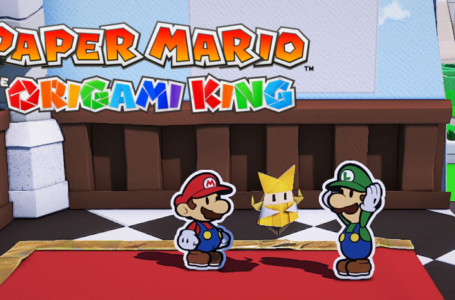 Preview: Playing Paper Mario: The Origami King alleviated all my concerns for the series' return