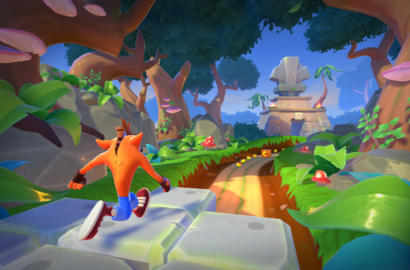 What is the release date for Crash Bandicoot: On the Run?