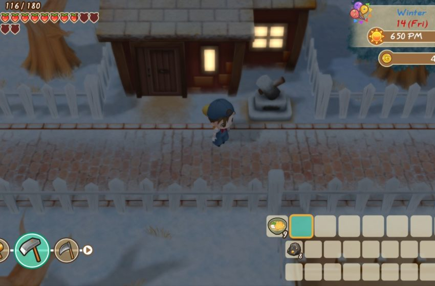 How to level up and upgrade your tools in Story of Seasons: Friends of Mineral Town