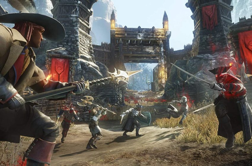 What is the release date of Amazon's MMO New World?