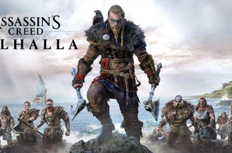 When will Assassin's Creed Valhalla release?
