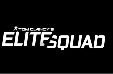 What is the release date for Tom Clancy's Elite Squad?