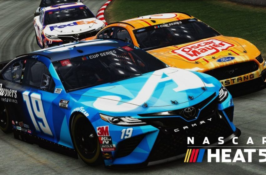 The best racing teams to join in NASCAR Heat 5 Career Mode