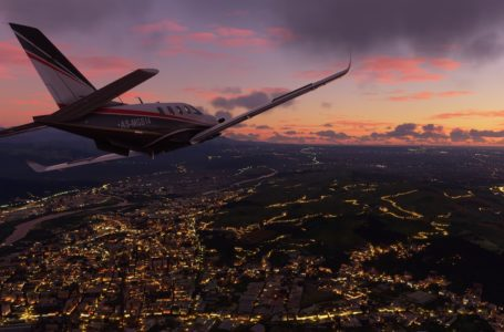 How to find your own house in Microsoft Flight Simulator