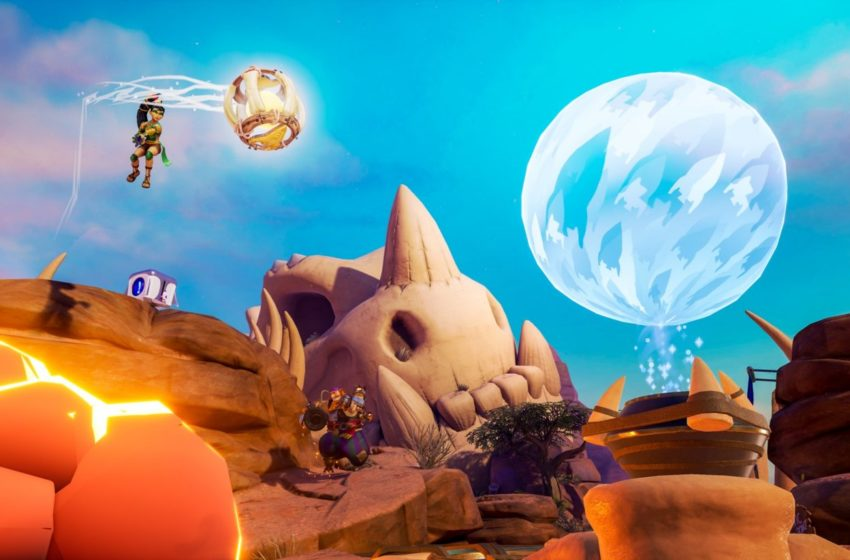 Everything we know about Rocket Arena Season 1