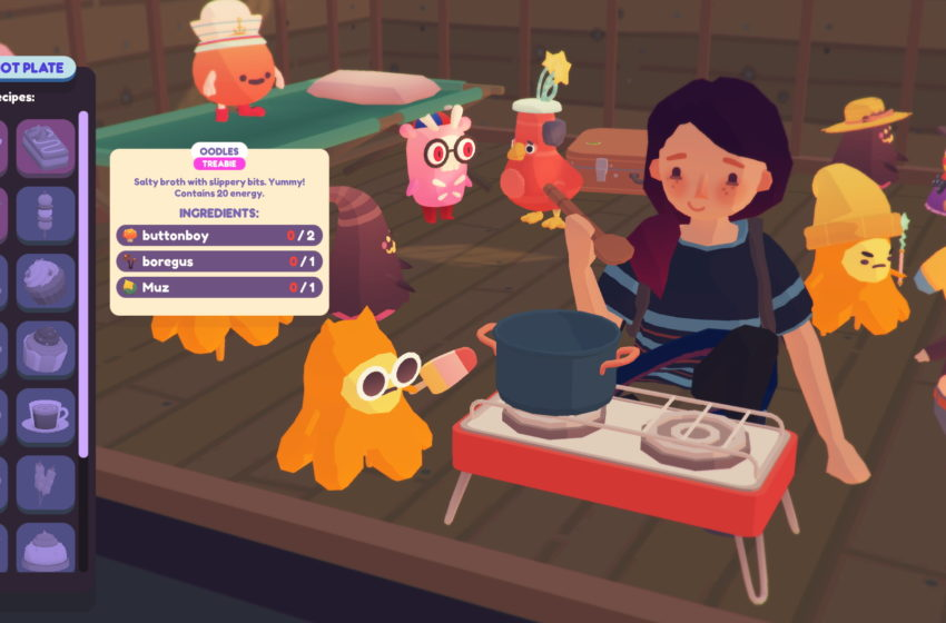 Is Ooblets coming to PlayStation 4, Nintendo Switch, or Steam?