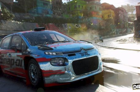 What off-road racing events will be available in Dirt 5?