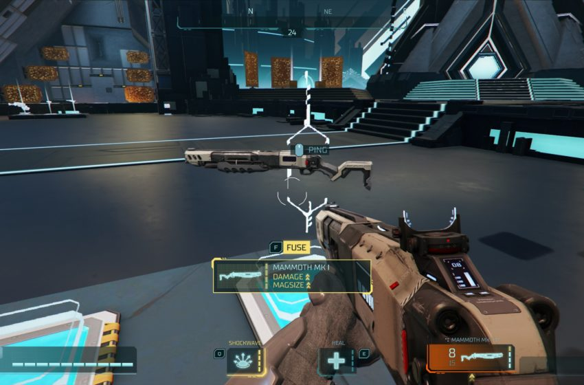 Magsize & Damage Level 4 Upgrade