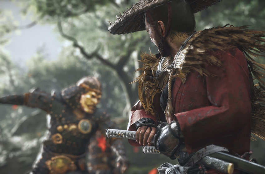 Everything you can do with the touchpad in Ghost of Tsushima