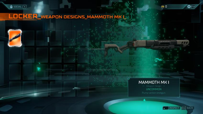mammoth mk 1