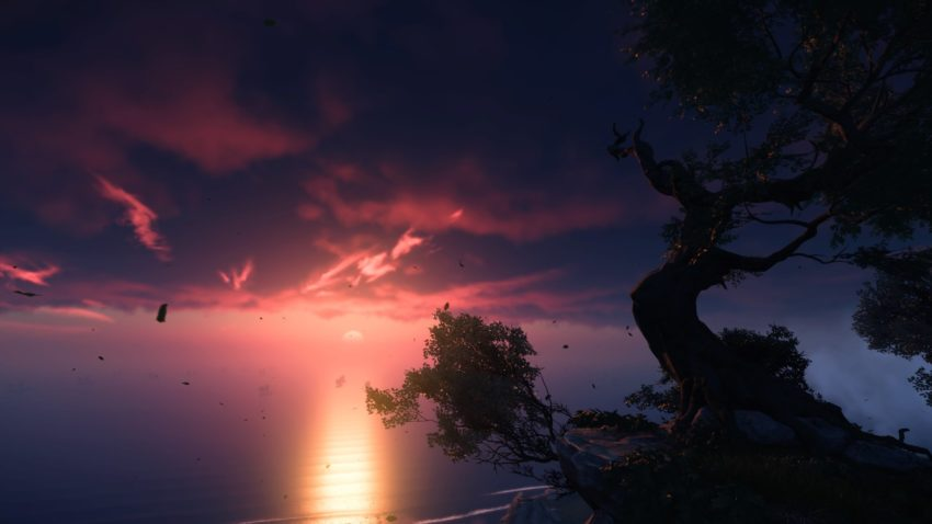 Photo Mode GoT time of day