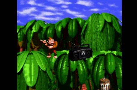 Donkey Kong Country cheat codes for Nintendo Switch Online