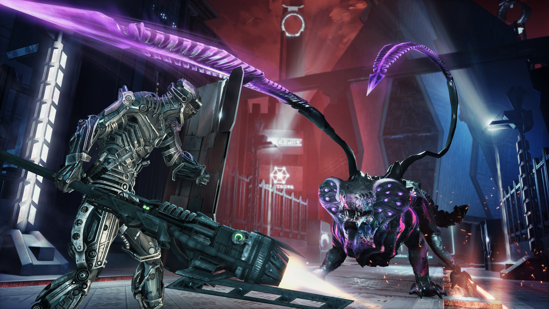 Hellpoint game